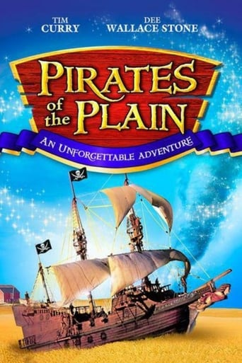 Poster of Pirates of the Plain