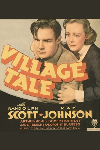 Poster of Village Tale
