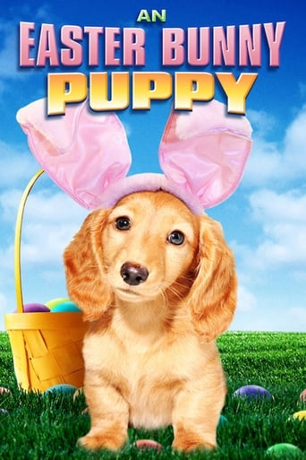 Poster of An Easter Bunny Puppy