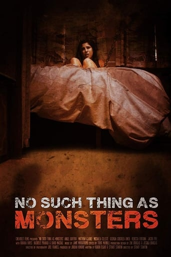 No Such Thing As Monsters Poster