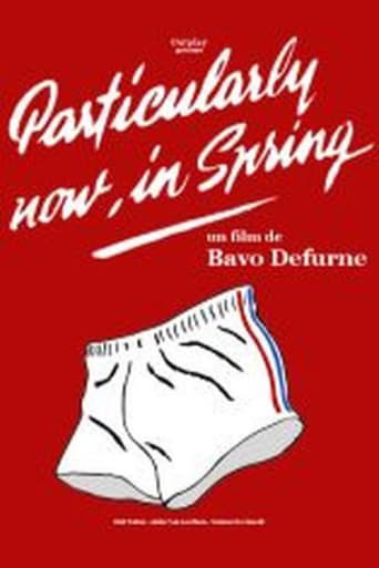 Poster of Particularly Now, in Spring
