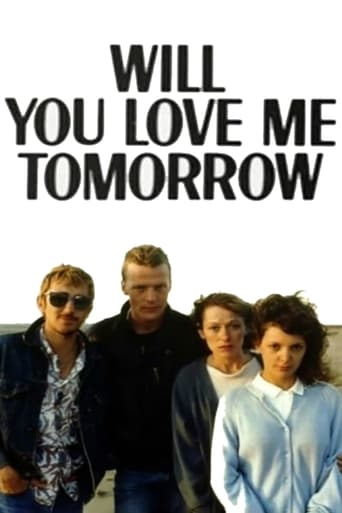 Poster of Will You Love Me Tomorrow