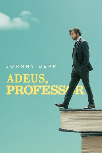 Poster of Adeus, Professor