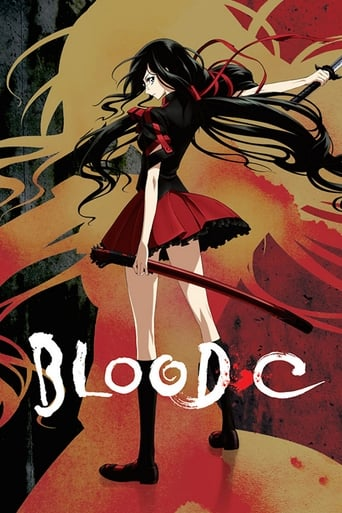 Poster of Blood-C