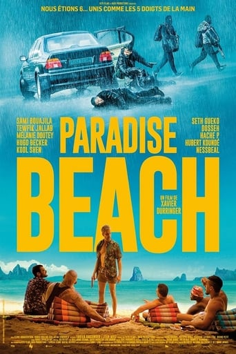 Paradise Beach Poster