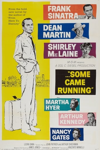 Poster of Some Came Running