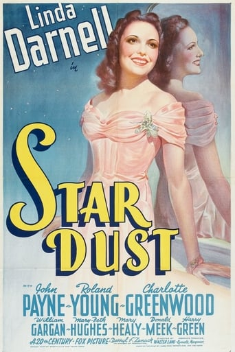 Poster of Star Dust