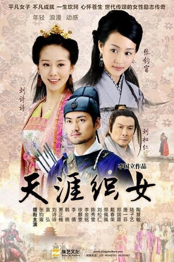 Poster of 天涯织女