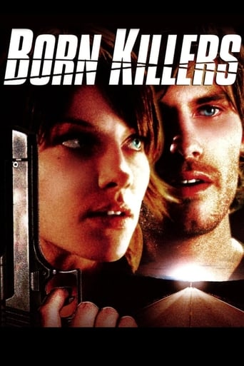 Poster of Born Killers