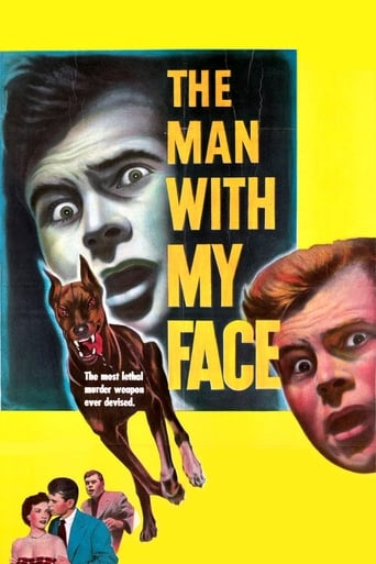 Poster of The Man with My Face