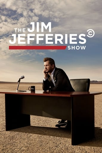 Poster of The Jim Jefferies Show
