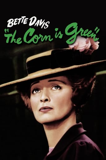 Poster of The Corn Is Green