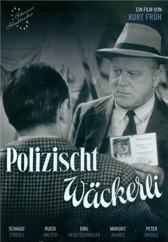 Poster of Polizischt Wäckerli