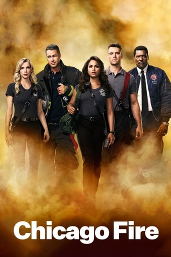 Poster of Chicago Fire