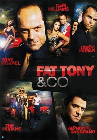 Poster of Fat Tony & Co