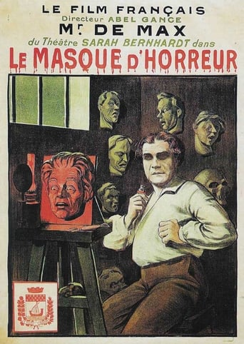 Poster of The Mask of Horror