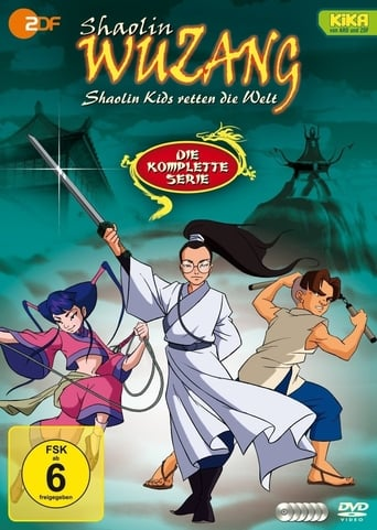 Shaolin Wuzang - Animation / 2006 / ab 6 Jahre / 1 Staffel