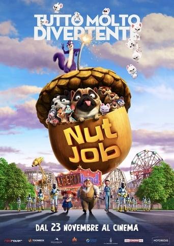 Cartoni animati Nut Job - Tutto Molto Divertente - The Nut Job 2: Nutty by Nature