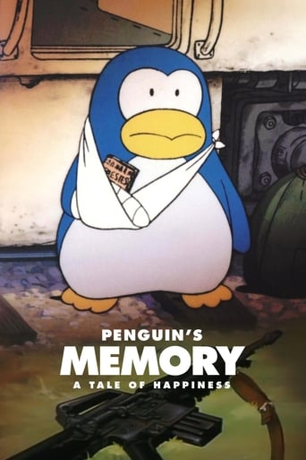 Poster of Penguin's Memory: A Tale of Happiness