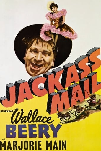 Poster of Jackass Mail