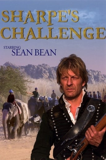 Poster of Sharpe's Challenge