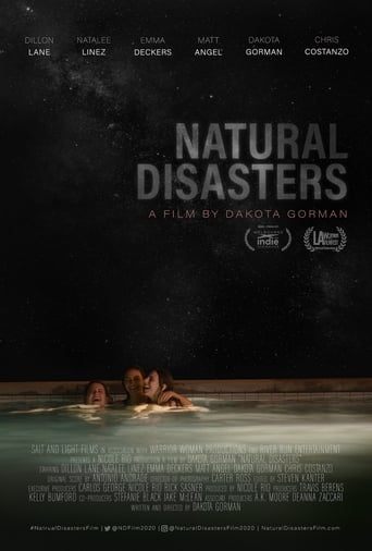 Natural Disasters Poster