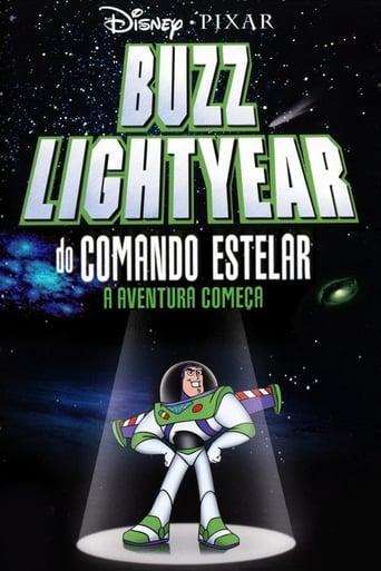 Buzz Lightyear do Comando Estelar: A Aventura Começa - Poster