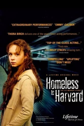 Poster of Homeless to Harvard: The Liz Murray Story