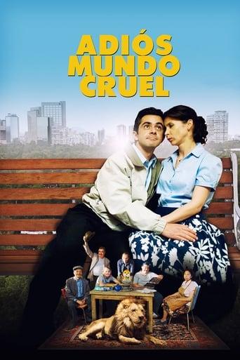 Poster of Adiós mundo cruel