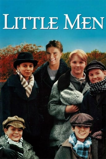 Poster of Little Men
