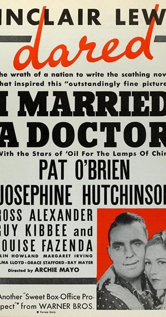 Poster of I Married a Doctor