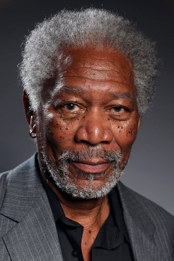 Morgan Freeman alias Alex Cross