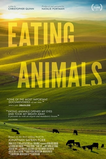 Poster of Eating Animals