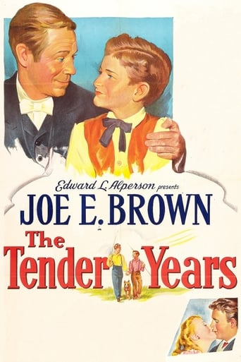 Poster of The Tender Years