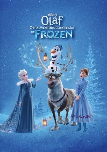 Olaf otra aventura congelada de Frozen