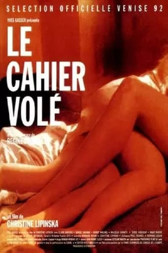 Poster of Le Cahier volé