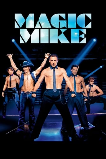 Poster of Magic Mike