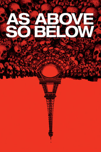 Poster of As Above, So Below
