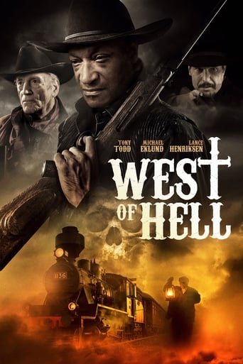 Poster of West of Hell