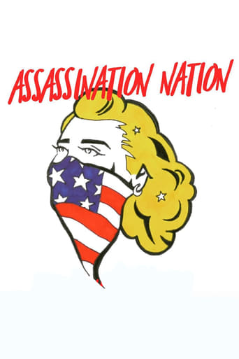 Poster of Assassination Nation fragman
