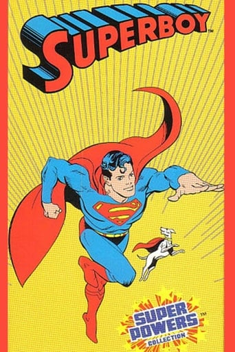 poster of The Adventures of Superboy