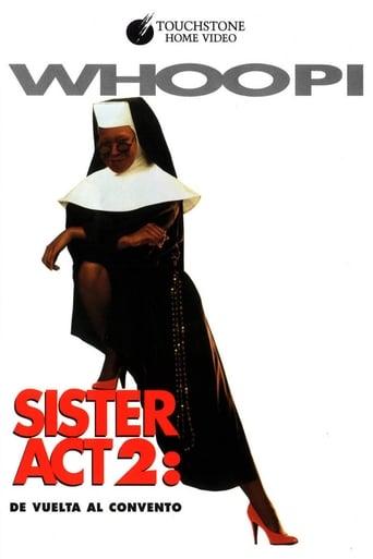 Poster of Sister Act 2: De vuelta al convento