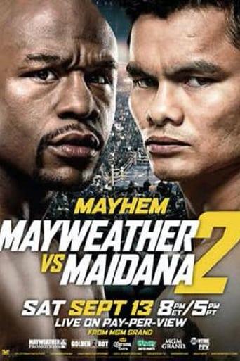 Floyd Mayweather Jr. vs. Marcos Maidana II