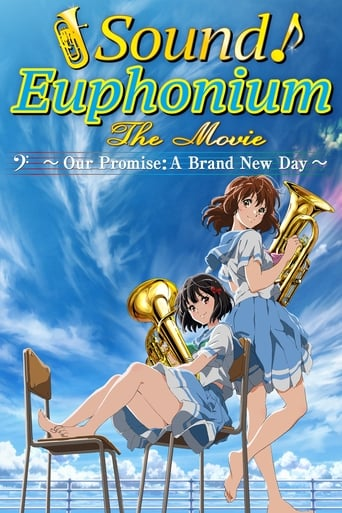 Poster of Sound! Euphonium the Movie - Our Promise: A Brand New Day