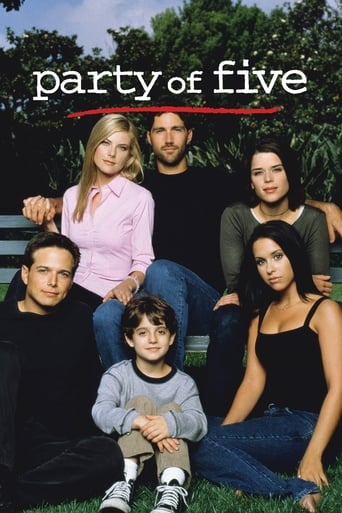 Poster of Party of Five