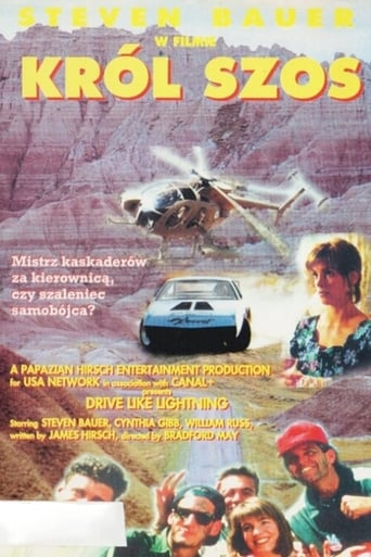 Poster of Drive Like Lightning