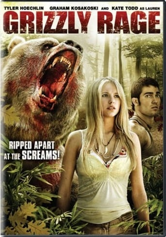 Poster of Grizzly Rage