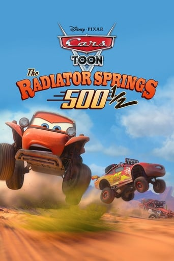 Poster of The Radiator Springs 500½