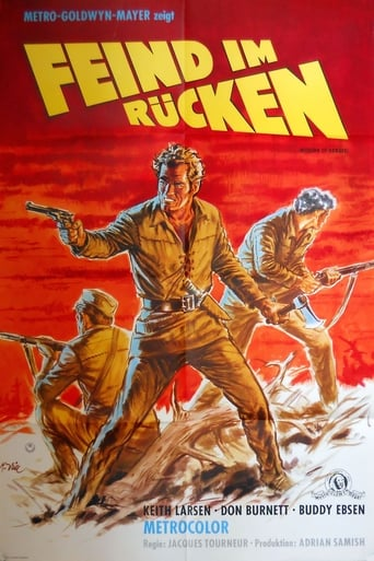 Poster of Mission of Danger