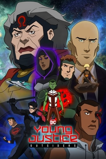 Young Justice free streaming